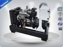 40kw 50kva diesel generator with isuzu engine 4jb1t s stamford