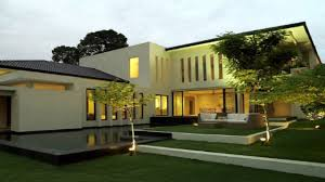 modern residential home design modern white concrete wall modern residential house design with