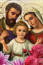 holy family religion holy family