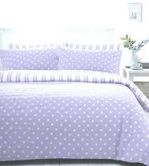 Lilac Bedding Sets Purple Polka Dot Comforter Set