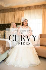 Wedding Dress For Curvy Plus Size Wedding Dresses For The