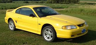 1998 mustang paint colors
