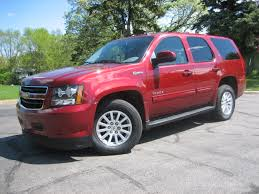 2010 chevy vehicles review u2013 2010 chevrolet tahoe hybrid