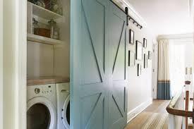 Painted Barn Doors by Sliding Closet Doors Barn Style Home Design Ideas