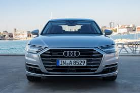 audi a8 2018 review hands on with the most tech laden car audi