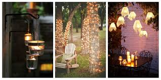 Landscape Lighting Diy 17 Gorgeous Diy Garden Lighting Ideas