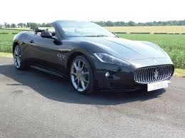 maserati grancabrio black used maserati granturismo cars for sale with pistonheads