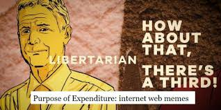 Web Memes - libertarian super pac supporting gary johnson spends double his tv