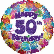 50th birthday flowers and balloons balloon 50th birthday about flowers widnes cheshire