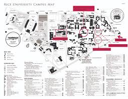 Usa Campus Map by Visiting The Rsa Rice Of Architecture