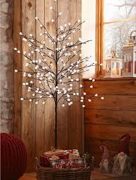 25 unique pre lit twig tree ideas on twig tree white bare