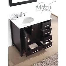 home decorators collection bathroom vanity home decorators collection sonoma 36 in w x 22 d bath vanity best