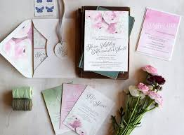 printed wedding invitations letterpress invitations quill and arrow