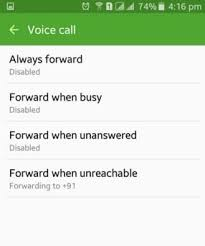 android call forwarding how to set call forwarding on android android lollipop kitkat