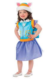 Paw Patrol Everest Little Girls Costume Girls Costumes Kids