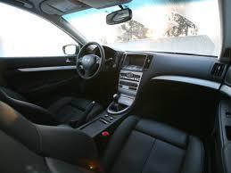 G37s Interior Automobile Magazine 2009 Infiniti G37 Sedan 6mt G35driver
