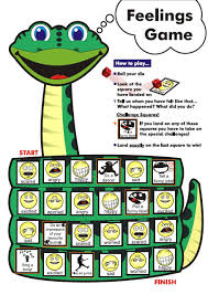 feelings game here are a range of worksheets developed by the