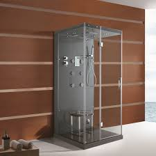 shower beautiful installing a steam shower world s best steam