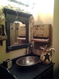 country bathroom decor enjoyable primitive country bathroom decor ideas b on country