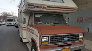 1983 ford econoline motor home youtube