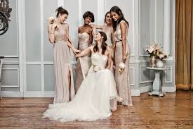 gold color bridesmaid dresses here they are 2016 s top bridesmaid dress trends