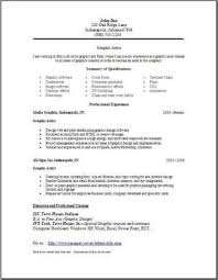 Artist Resume Examples by Art Resume Examples Resume Format 2017