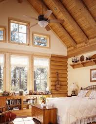 log home interior walls my future bedroom with lots of curtains chambres