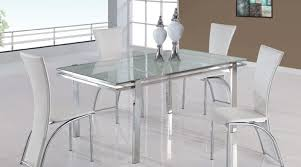 All Glass Dining Room Table Glass Dining Table And Chairs Nz Dining Table Set