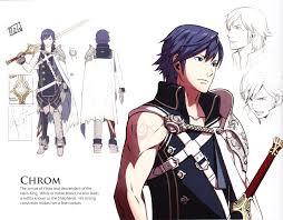 emblem awakening armour design search roach - Chrom Design