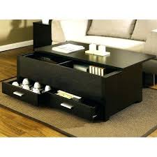 Coffee Tables With Shelves Square Coffee Tables With Storage Rustic Coffee Table With