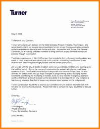 7 example recommendation letter assembly resume