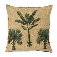 palm tree pillow ebay
