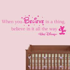 10 disney wall quotes decals in this house we do disney style disney wall quotes decals