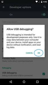 debugging android enable turn on usb debugging mode on android 5 0 lollipop