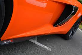 orange mclaren rear mclaren 650s spider convertible review 2014 parkers