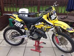 suzuki rm 125 2000 in barnstaple devon gumtree