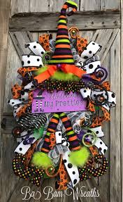 cute halloween wreaths 16039 best wreaths images on pinterest deco mesh wreaths