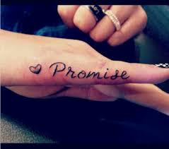 Bf Gf Tattoo Ideas Bestfriend Tattoo Idea U0027i Promise To Always Be Your Bestfriend