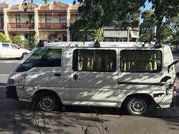 van ford econovan van hire melbourne unlimited kms car next door