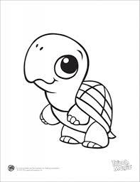 incredible and also beautiful coloring pages of baby animals with
