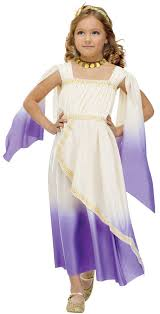 Roman Goddess Halloween Costume Goddess Girls Costume Costume Craze