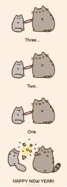 pusheen pusheen like foxy knows exactly how to spend the