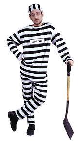 prisoner costume convict prisoner costume ac31 from costume shop