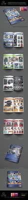 12 page brochure template electronics products catalog brochure 12 pages brochures