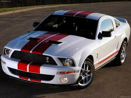 mustang 2007 shelby ford mustang shelby gt500 stripe 2007 picture 1 of 8