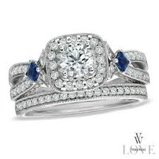 Zales Wedding Rings For Her by 4 Engagement Rings From Vera Wang U0027s Zales Collection U2014all Less Than