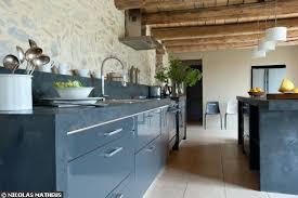 cuisine moderne ancien beautiful cuisine moderne dans maison ancienne ideas design
