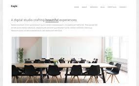 eagle responsive minimal wordpress theme 65413