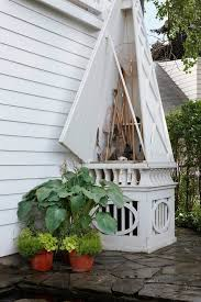 Garden Shed Decor Ideas Garden Shed Decorating Ideas Shed Contemporary With Planting Beds