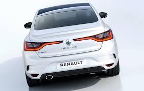 renault sedan fluence renault megane sedan launched u2013 no more fluence image 517501